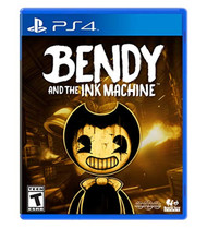 Bendy And The Ink Machine PS4 For PlayStation 4 PS5 - EE742877