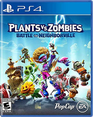 Plants Vs Zombies: Battle For Neighborville For PlayStation 4 PS4 PS5 - EE742878
