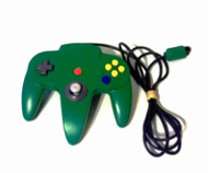 Nintendo OEM Controller Green For N64 - EE742887