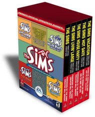 The Sims: 5 Complete Strategy Guides Prima's Official Strategy Guide - EE742913