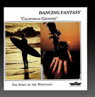 California Grooves By Dancing Fantasy On Audio CD Album Multicolor 198 - EE742915