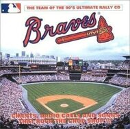 Atlanta Braves Ultimate Rally On Audio CD Album Multicolor 1998 - EE742916