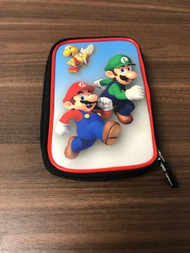 RDS Industries Nintendo 3DS XL Super Mario And Luigi Carrying Case - EE742921