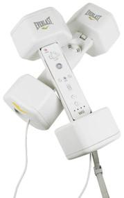 Everlast 2LB Dumbbells For Wii White Not WOM725 - EE742925