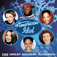 American Idol: The Great Holiday Classics On Audio CD Album Multicolor - EE742932