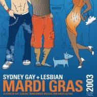 Sydney Gay And Lesbian Mardi Gras 2003 On Audio CD Album Multicolor - EE742936