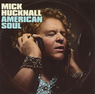American Soul By Mick Hucknall On Audio CD Album Multicolor 2013 - EE742939