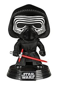 Star Wars Episode 7 Pop! Kylo Ren Toy Black Action GRM033 - EE742952