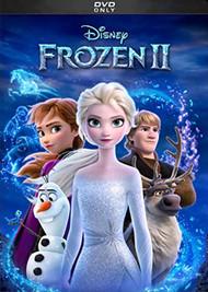 Frozen 2 On DVD With Kristen Bell Disney Movie - EE742960