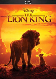 Lion King The Feature On DVD With Donald Glover Disney Movie - EE742961