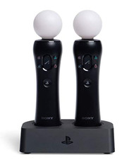 PowerA Charging Dock For PlayStation VR Move Motion Controllers Psvr - EE742966