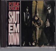 Shut Em Down / Arizona By Public Enemy On Audio CD Album Multicolor 19 - EE742986