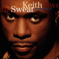 Get Up On It By Keith Sweat On Audio CD Album Multicolor 1994 - EE742987