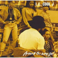 Around The Way Girl By LL Cool J On Audio CD Album Multicolor 1990 - EE742988