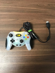 Mad Catz Original Xbox Wired Clear Controller Gamepad EBK748 For Xbox - EE742994