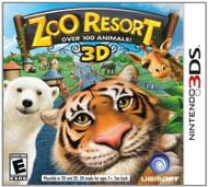 Zoo Resort Nintendo For 3DS - EE742992