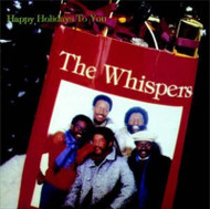 Happy Holidays To You By The Whispers On Audio CD Album Multicolor 199 - EE742997