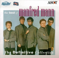 The Best Of Manfred Mann: The Definitive Collection By Manfred Mann On - EE743003