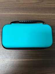 Nintendo Switch Lite Teal Carrying Case Holds 8 Game Cartridges - EE743005