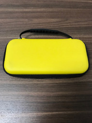 Nintendo Switch Lite Yellow Case Holds 8 Game Cartridges - EE743012