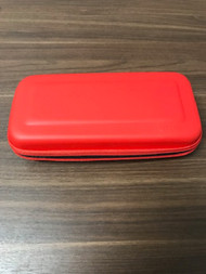 Nintendo Switch Red Carrying Case With USB C Cable Pen Silicone Red - EE743013