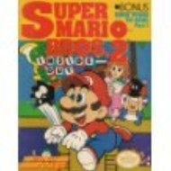 Super Mario Brothers 2 Inside Out Nintendo Power Strategy Guide - EE743026