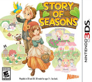 Story Of Seasons Nintendo For 3DS - EE743042