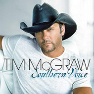 Southern Voice By Tim Mcgraw On Audio CD Album Multicolor 2009 - EE743048