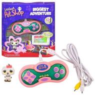 Hasbro Littlest Pet Shop Biggest Adventure TV Plug-In Game For Xbox - EE743054