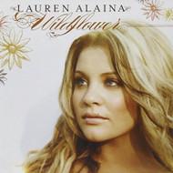 Wildflower By Lauren Alaina On Audio CD Album Multicolor 2011 - EE743052