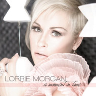 Moment In Time By Lorrie Morgan On Audio CD Album Multicolor 2009 - EE743059