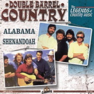 Double Barrel Country: The Legends Of Country Music By Alabama And - EE743062