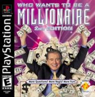 Who Wants To Be A Millionaire 2nd Edition For PlayStation 1 PS1 Trivia - EE743073