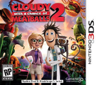 Cloudy Chance Meatballs 2 Nintendo For 3DS - EE743080