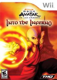Avatar: The Last Airbender-Into The Inferno For Wii - EE743086