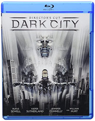Dark City Director's Cut On Blu-Ray With Rufus Sewell - EE743088