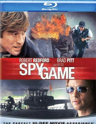 Spy Game Blu-Ray On Blu-Ray With Robert Redford - EE743092