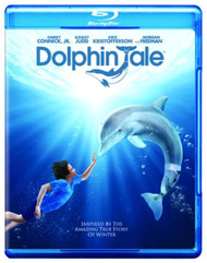 Dolphin Tale Movie-Only Edition Blu-Ray On Blu-Ray With Harry Connick - EE743091