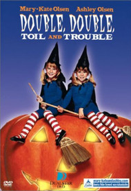 Double Double Toil And Trouble On DVD With Mary-Kate Olsen - EE743097