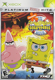 Spongebob Squarepants: The Movie For Xbox Original - EE743101