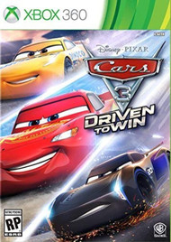 Cars 3: Driven To Win For Xbox 360 Racing - EE743100