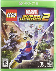 Lego Marvel Super Heroes 2 Xbox One For Xbox One - EE743103