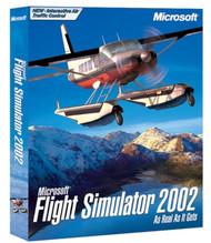Microsoft Flight Simulator 2002 Standard PC Software - EE743110