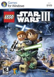 Lego Star Wars III The Clone Wars PC Software - EE743109