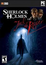 Sherlock Holmes Vs Jack The Ripper PC Software - EE743119