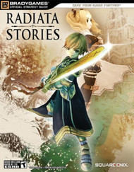 Radiata Stories Guide Strategy Guide  - EE743122