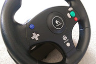 Logitech Speed Force Wheel For With Force Feedback For GameCube - EE743149