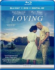 Loving On Blu-Ray with Joel Edgerton Drama - EE743151