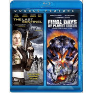 The Last Sentinel/final Days Of Planet Earth On Blu-Ray With Daryl - EE743153