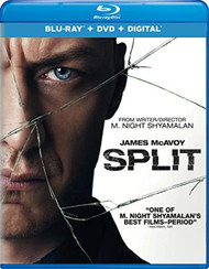 Split On Blu-Ray Horror With James Mcavoy - EE743152